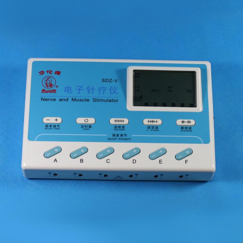 Массажер Huato sdz/v Acupunctoscope TCM-B-008-SDZ-V массажер kang zhu kangzhu acuxiliiary tcm b 024