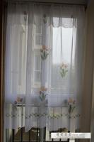 balcony print curtain tape curtains window curtains window screening 180 180