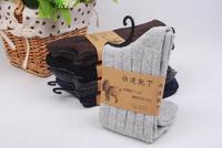 Free shipping male classic wool socks handmade men wool socks thermal socks winter warm socks