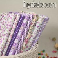 FREE SHIPPING8 pieces/lot 20cmx25cm Cotton Fabric Fat Quarter Bundle Quilting Patchwork Tilda Fabric Sewing