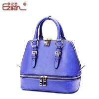 Banquet bag 2014 Korean fashion handbags Women bags real Leather Female handbag candy color women's handbag messenger bag