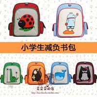 Beatrix Primary school students school bag burdens child cartoon animal double-shoulder school bag backpack