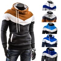 2014 New Fashion Men's Hoodies Assorted Colors Sports Casual Slim Men's Sweatshirts Many colors Pullover Coats 6 Colors M~4XL