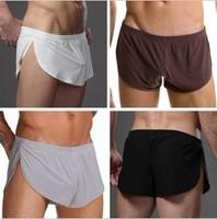 male panties silky panties opening aro pants breathable panties briefs