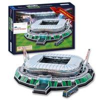 Altier model juventus fans souvenir  Stadio delle Alpi puzzle Juventus toys for children gift football soccer Pierro Pirlo