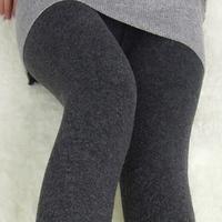 Free mail 2014 new women's winter coat Thickening and velvet outside wear leggings