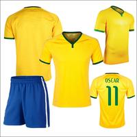 2014 jersey soccer jersey set football training suit diy short-sleeve football jersey  free shipping