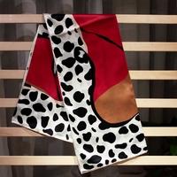 88*88cm Bocoo lsquo . s silk cape large facecloth silk scarf