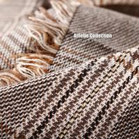 Classic all-match ol elegant formal fluid comfortable scarf cape