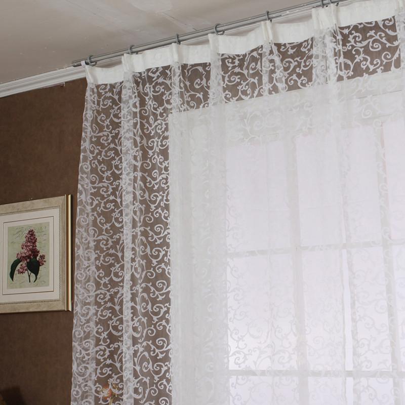 Promoci n de cortinas para las ventanas peque as compra - Ultima moda en cortinas ...