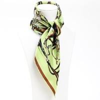 53*53cm Bocoos mulberry silk leugth silk small silk scarf female small facecloth scarf