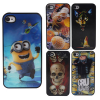 2014 New 3d phone perfect cell phone case, drop