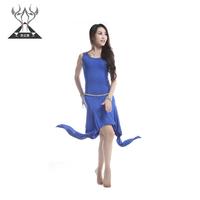 Belly dance set dance clothes set modal one-piece dress 2220 leotard