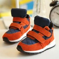 2014 autumn and winter children shoes high quality soprt shoes for kid fashion boy boot