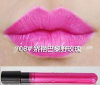 20 PCS/LOT Waterproof lip gloss 36 colors lipgloss velvet lipstick matt lipstick vitality star in the discount