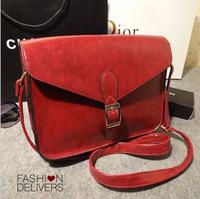 2014 women's handbag shoulder bag messenger bag fashion vintage bag small bags