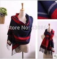 High quality thickening wooldecoration design long scarf  shawl Wrap