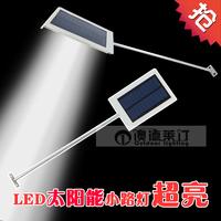 5W LED Solar lights IP65 Mini Solar street Light 12pcs SMD LED Outdoor Waterproof Wall Lamp DHL Free Shipping