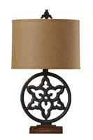 Lamp modern lamp personality brief vintage bedroom lamps table lamp