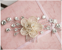 Free shipping Handmade variety style the bride hair  accessories wedding dress accessories a variety of design bridal headdress