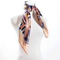 88*88cm Bocoos mulberry silk elegant gentlewomen facecloth large silk scarf cape