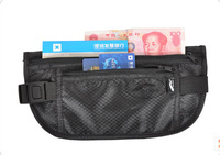 Ryder outdoor waist pack travel passport bag storage bag close-fitting anti-theft waist pack invisible wallet  Money Belt