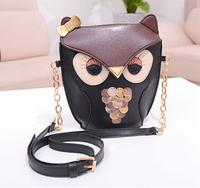 Bags trend 2014 women's handbag vintage owl bag mini one shoulder cross-body small bags women's handbag