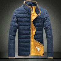 Free shipping Man down jacket Winter leisure men's coat