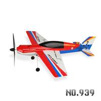 remote control toys Wltoys F939 rc airplane 2.4G remote control plane 4CH rc plane electric RTF electronic toys outdoor fun