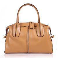 2015 New Fashion locomotive Women bags Full Leather Woman handbag Genuine Leather vintage shoulder bag for women