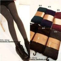 Women's clothes mushroom plus velvet elastic legging