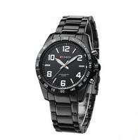 Women Watches Sale Hardlex Stainless Steel Round 2014 New Fashion Curren 8107 Men Quartz Sports Watch Men's Wrist Brand 4 Colors