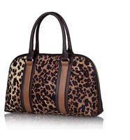 Leopard print female bags 2014 women's the trend of fashion handbag personalized shell bag Medium handbag