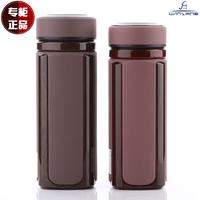 Yixing purple cup vacuum cup purple liner belt filter male cqua
