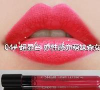 HOT SALE 6pcs/lot matte lipstick 36 colors velvet high quality waterproof lip gloss colors big discount