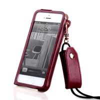 For  for apple   phone case  iphone 5s female halter-neck holsteins