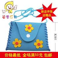 Eva cartoon bag stereo sticker material kit cartoon bag