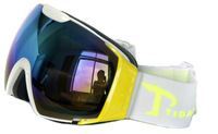 GOGGLES FOR SKIING SKNOWBOARDING MOUNTAINEERING HIKING IN THE DESERT CYCLING