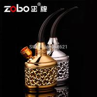 Zobo water smoking pipe bicirculation two-site water hookah full set