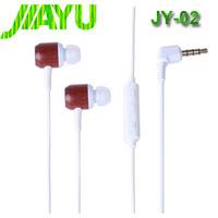 Original JIAYU  headphone headset earphone JY-02 3.5mm 1.35m sute For F1 G2s G2f G3 G4 G5 G5 S1 S2 and most tablet and phone