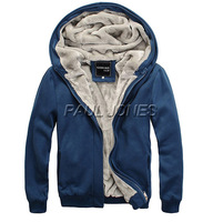 Mens Winter Jacket Hooded Wadded Coat Man Thickening Outwear Male Slim Casual Cotton Stylish Hoodie Men CL6982