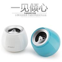 Bm010 bluetooth stereo mini wireless speaker portable mobile phone small speaker subwoofer 055 phone