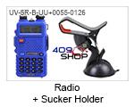 Hot New UV5R baofeng walkie talkie vhf mobile radio