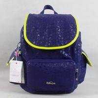 Monkey print nylon bags women backpack 2014 new arrival fashion school bags original brand KP012505