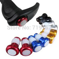 Mountain bike lights warning led light bicycle  handlebarbar steering lamp flashlight accessory 2pcs/lot free shippment