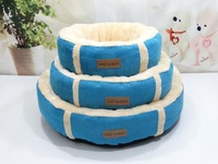 2014 Christmas New sales dog Teddy pomeranians  dog kennel beds cat petdog warm bed