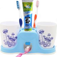 Toothbrush holder suction cup dispenser toothpaste device belt toothbrush holder set suction toothbrush holder