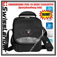 SwissLander,Swiss Lander,tabletPC briefcase,messenger bags,tablet pc handbag,shoulder bag for tabletpc <12 inch,for ipad for tab