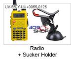 Good price uv5r two way  walkie talkie transceiver ham radio