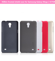 New arrived for Samsung Galaxy Mega 2 G750F Nillkin frosted shield case with retail package